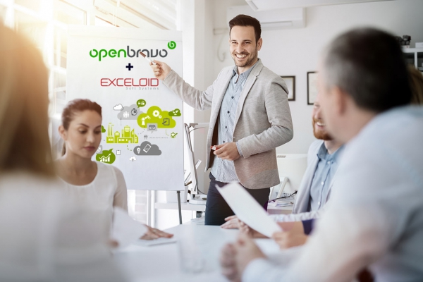 Openbravo partners discussing the strategies